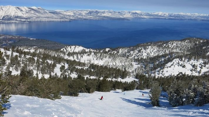 The Best Ski Resorts in Lake Tahoe